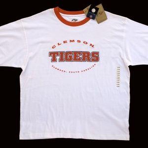 New Clemson University Tigers T Shirt Size XL